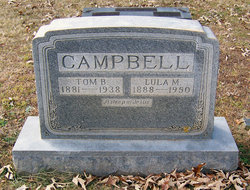 Lula Myrtle Pearl <i>Sweeton</i> Campbell