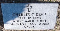 Charles Clint Chuck Davis