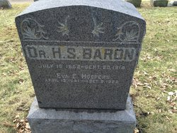 Eva <i>Hospers</i> Baron