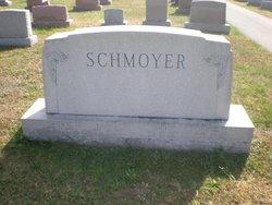 Bertha <i>Snyder</i> Schmoyer