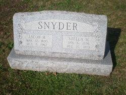 Jacob H. Snyder
