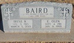 Ernest Olen Baird