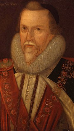 Thomas Earl of Exeter Cecil