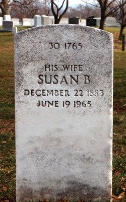 Susan B Cushing