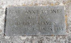 Pearl Annie <i>Koontz</i> Ijames
