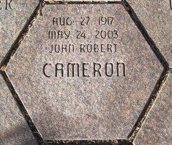 John Robert Cameron