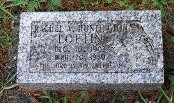 Rachel V. <i>Huntington</i> Loftin