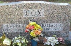 Dallace L <i>Hart</i> Cox