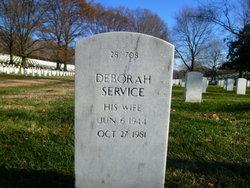 Deborah <i>Service</i> Benton