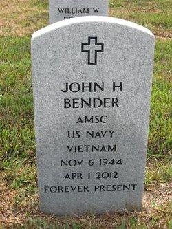 John Henry Bender