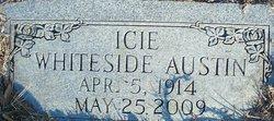 Icie <i>Whitesides</i> Austin