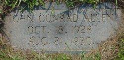 John Conrad Allen