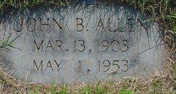 John B Allen