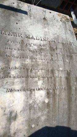 Rev Mark Madison Abney