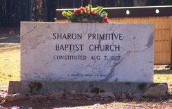 Sharon Primitive Baptist Church Cemetery