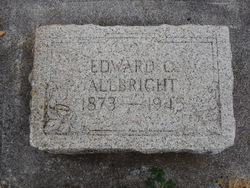Edward Orlando Allbright