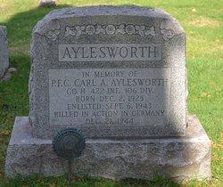 Carl A Aylesworth