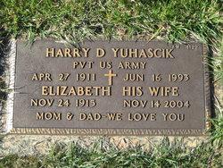 Harry D Yuhascik