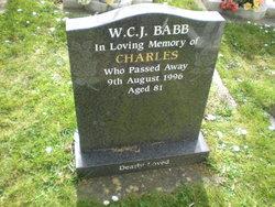 W Charles J Babb