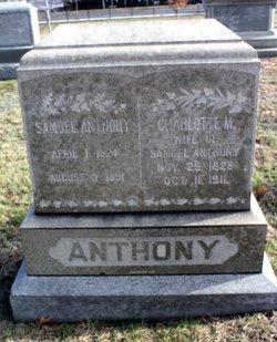 Charlotte Mary <i>Streeter</i> Anthony