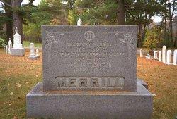 Aseneth <i>Blethen</i> Merrill