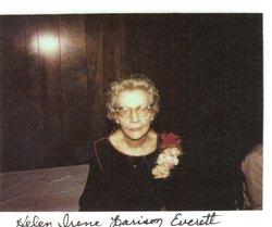 Mrs Helen Irene <i>Larison</i> Everett Stametz