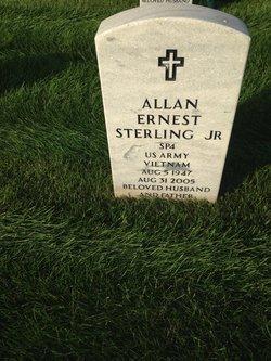 Spec Allan Ernest Sterling, Jr