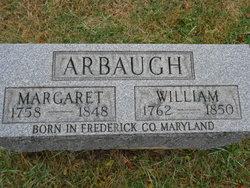 Margaret <i>Meuller</i> Arbaugh