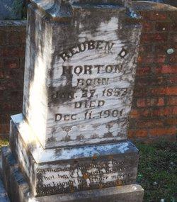 Reuben Douglas Horton