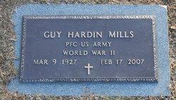 Guy Hardin Mills