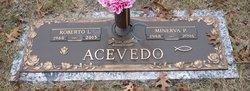 Minerva P. Acevedo