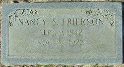 Nancy Ridgill <i>Stukes</i> Frierson