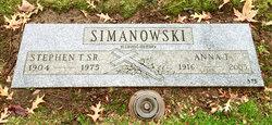 Anna <i>Karmazin</i> Simanowski