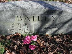 Hester Elizabeth <i>Calvert</i> Bailey