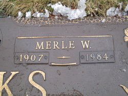Merle W. Parks