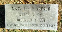 Mary Lee <i>Penn</i> Arthur
