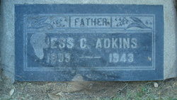Jesse Clyde Jess Adkins