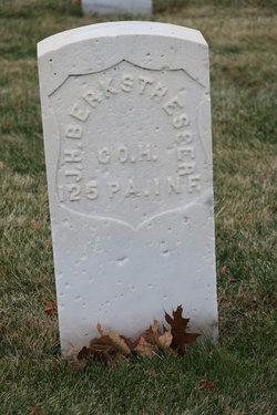 James H Berkstresser