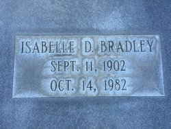 Isabelle <i>Downs</i> Bradley