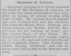 Benjamin Johnson