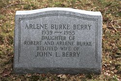 Arlene <i>Burke</i> Berry