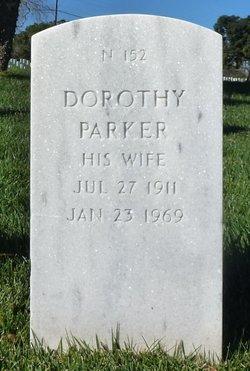 Dorothy <i>Parker</i> Gregg