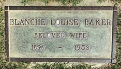 Blanche Louise <i>Smith</i> Baker