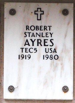 Robert Stanley Ayres