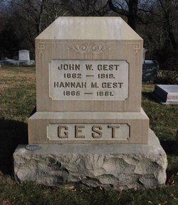 Hannah M. Gest