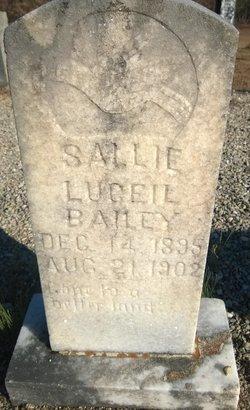 Sally Luceil Bailey