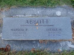 Marshall Reed Abbott