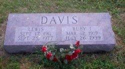 Lewis Connie Davis