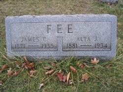 Mary Alta <i>Jamison</i> Fee