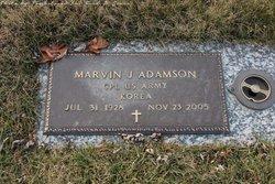 Marvin J. Adamson